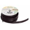 Flat Leather 10x2mm (5m Spool) Dark Purple